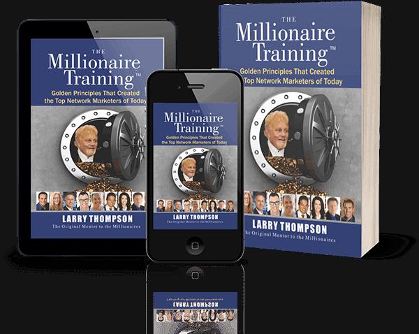 The Millionaire Training Book - English