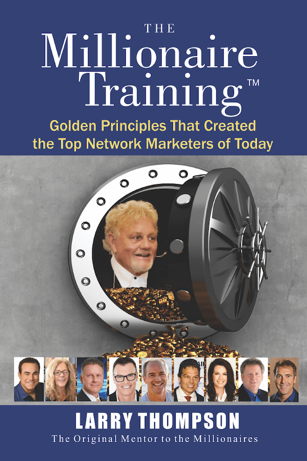 The Millionaire Training Book Cover