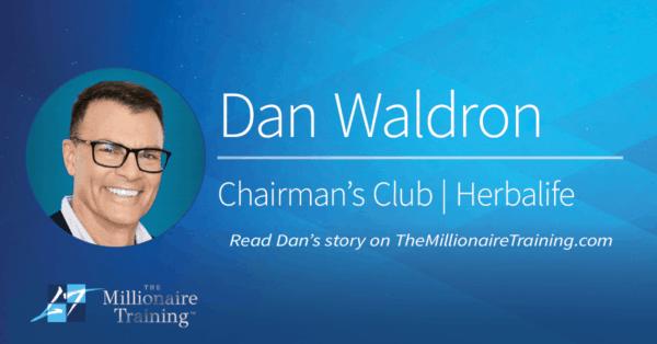 Dan Waldron Millionaire Training