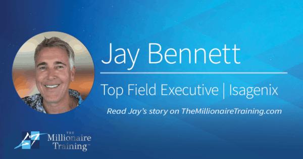 Jay Bennett Millionaire Training