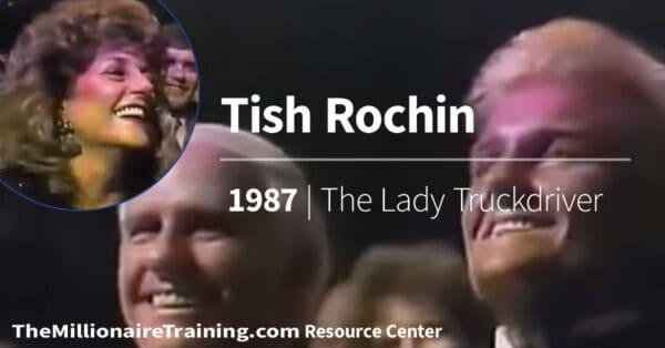 Tish Rochin | The Lady Truckdriver